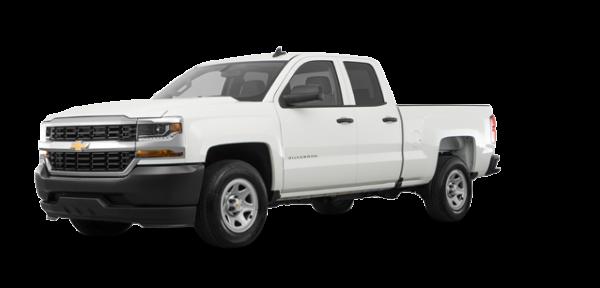 Chevrolet Silverado 1500 LD WT 2018