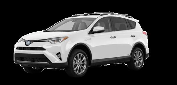 Toyota RAV4 Hybride LIMITED 2018