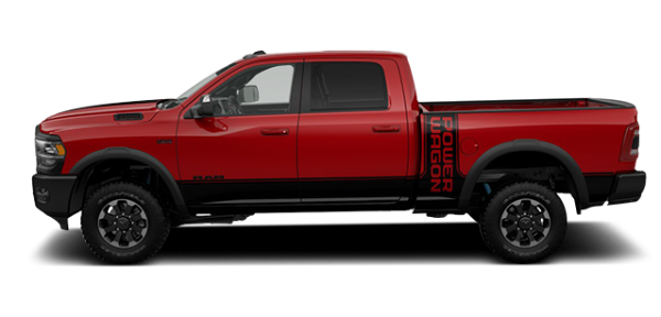 RAM 2500 Power Wagon 2019