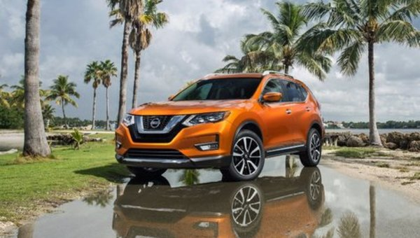 2017 Nissan Rogue: The Compact SUV Above the Rest