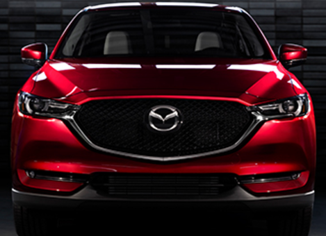 2017 CX-5 – The Art of the Drive