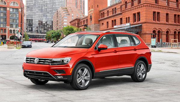 How new 2017 Volkswagen vehicles stand out in their respective segments