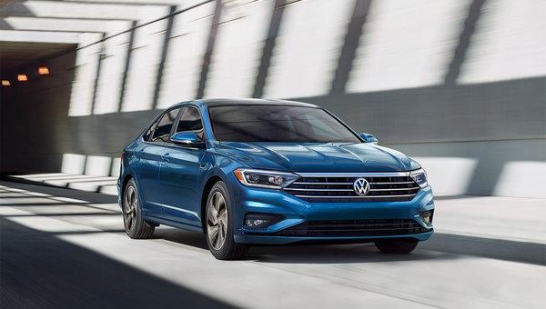 The new 2019 Volkswagen Jetta in detail