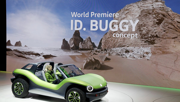 Volkswagen at 2019 Geneva Motor Show