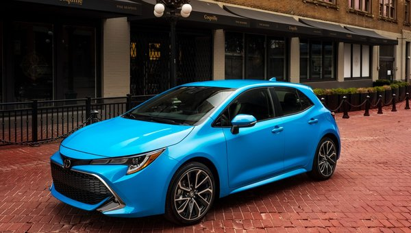 2019 Toyota Corolla Hatchback: perfect for Quebec