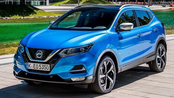 2018 Nissan Qashqai: The Little SUV That's Easy to Love