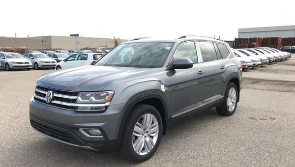 2018 Volkswagen Atlas Execline 3.6 FSI  - Navigation - $340.76 B/W