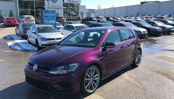 2018 Volkswagen Golf 2.0 TSI  - $303.85 B/W
