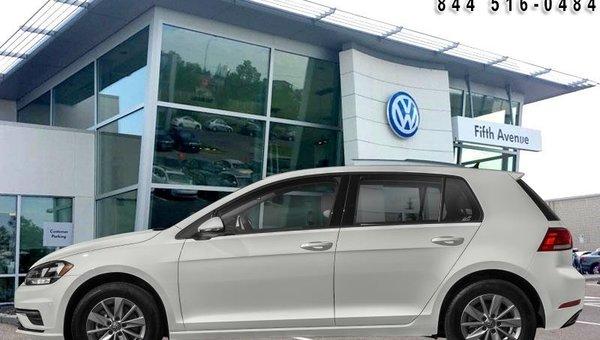 2019 Volkswagen Golf Comfortline 5-door Auto  - $194.87 B/W