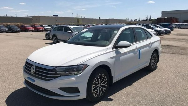 2019 Volkswagen Jetta Highline Auto  - Sunroof - $175.90 B/W