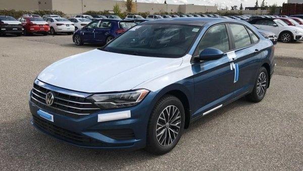 2019 Volkswagen Jetta Highline Manual  - $173.51 B/W