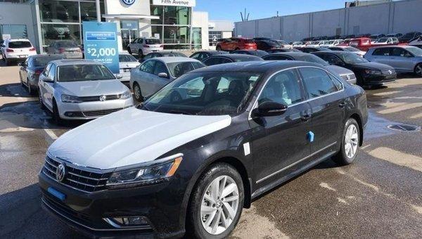 2018 Volkswagen Passat Comfortline  - $225.47 B/W