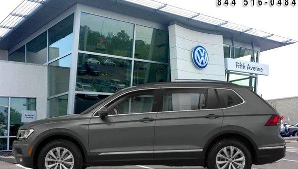 2018 Volkswagen Tiguan 2.0T S  - $209.90 B/W