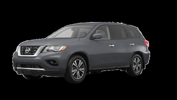 2018 Nissan Pathfinder S/SV/SL/Platin
