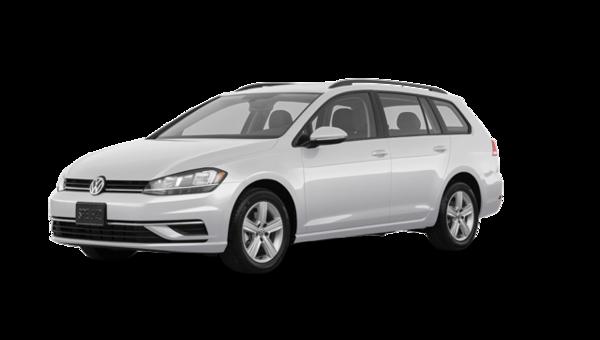 2019 Volkswagen GOLF SPORTWAGEN Comfortline 4Motion Auto w/ Drivers Assist Pkg.