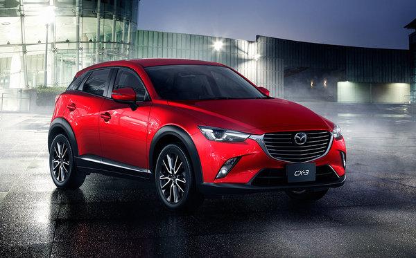 Cinq modèles Mazda dominent le palmarès du Guide de l'Auto