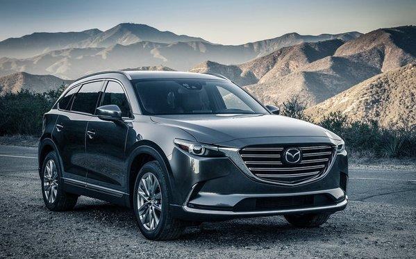 Tout ce qu'il faut savoir sur le nouveau Mazda CX-9 2016
