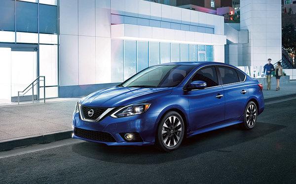 Nissan dévoile les prix de la nouvelle Nissan Sentra 2016