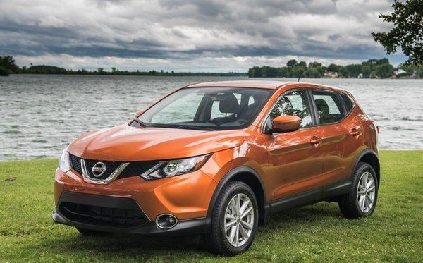 Nissan Qashqai 2018 vs Chevrolet Trax 2018 : plus spacieux et moins chère