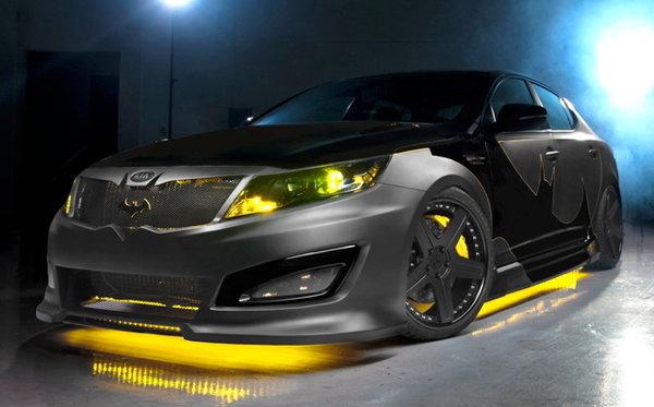 Autos.Sympatico nous présente la voiture que conduit Batman!