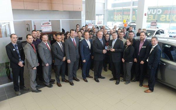 Nissan Sherbrooke fête cette année ses 25 ans!