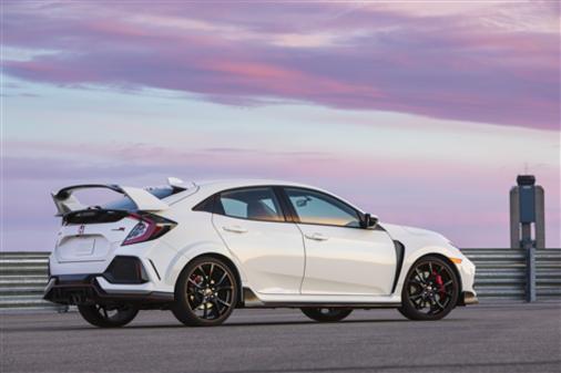 La première Honda Civic Type R pour le Canada en vente en juillet