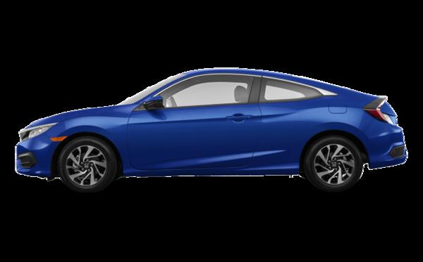 2017 Honda Civic Coupe LX-HONDA SENSING