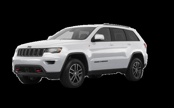Jeep Grand Cherokee TRAILHAWK 2017