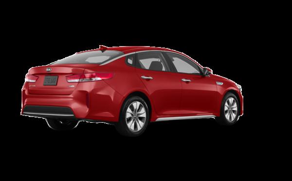 2017 Kia Optima Hybrid LX