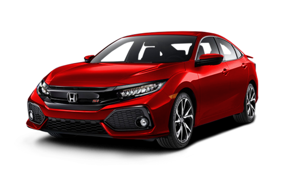 2018 Honda Civic Sedan Si Lallier Honda Hull In Gatineau