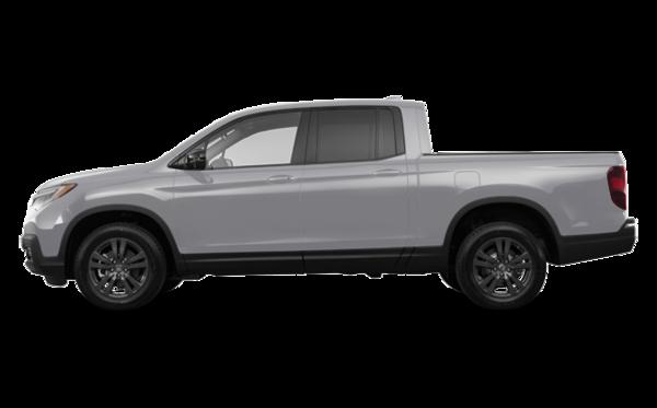 2019 Honda Ridgeline SPORT