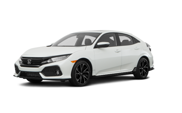 2019 Honda Civic Hatchback SPORT