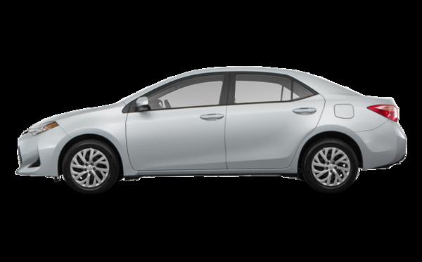 Toyota Corolla LE CVT 2019