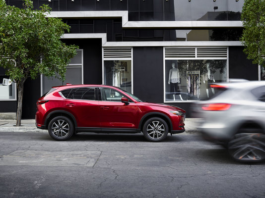 Mazda dévoile le nouveau Mazda CX-5 2017