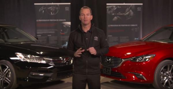 Mazda 6 contre Accord de Honda