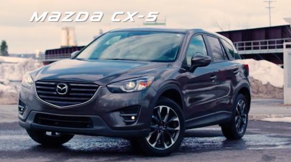 Mazda CX5 - Guide de l'auto 2017