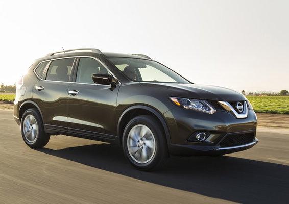 Nissan Rogue 2014 – Pour son raffinement