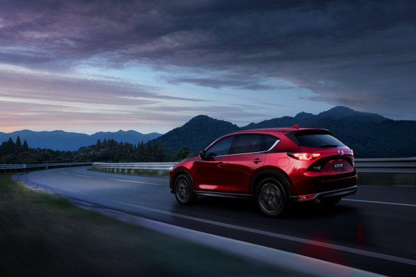 Cinq éléments qui démarquent le Mazda CX-5 2017