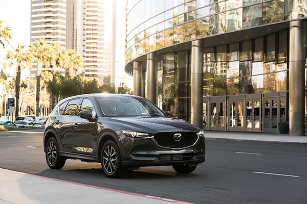 Trois choses à savoir sur le nouveau Mazda CX-5 2018