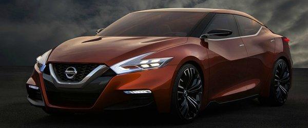 La nouvelle Nissan Maxima est arrivée
