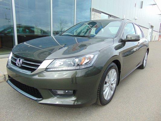 2014 Honda Accord Sedan EX L DEAL PENDING CUIR TOIT BAS KM