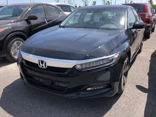 2019 Honda Accord Touring 1.5T