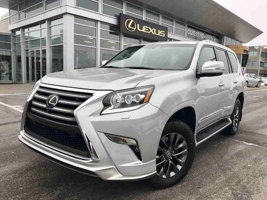 New 2017 Lexus GX 460 Technology Package For Sale In Montreal