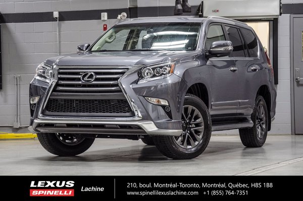 used 2018 lexus gx 460 4wd 7 pass audio toit gps for sale in montreal demo 18tl021 spinelli. Black Bedroom Furniture Sets. Home Design Ideas