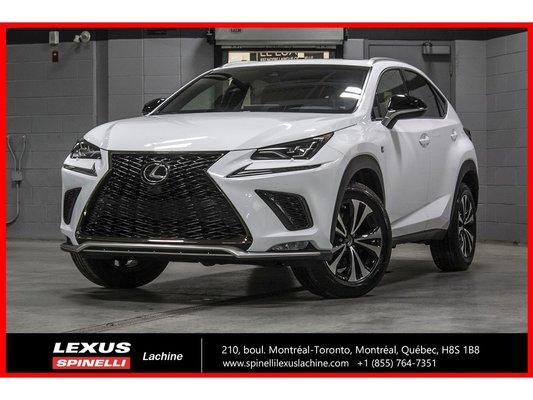 New 2019 Lexus Nx 300 F Sport I Awd Cuir Toit Camera Lss For Sale