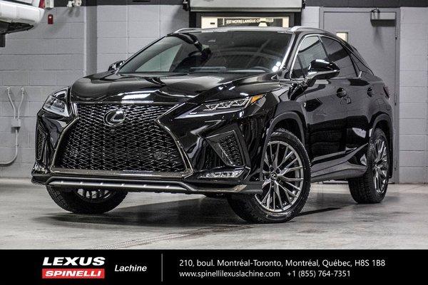 2020 Lexus Rx 350 Premium