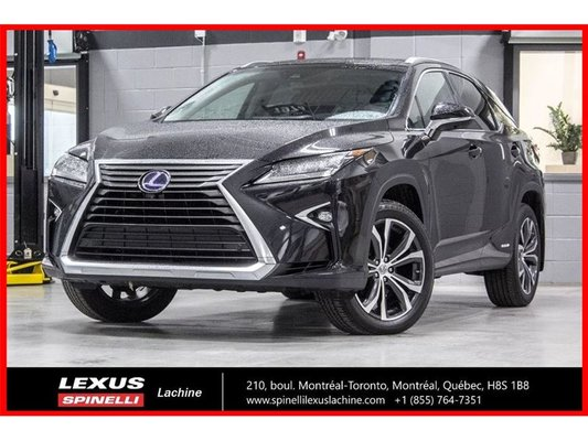 new 2016 lexus rx 450h executif + awd; audio toit gps for sale in