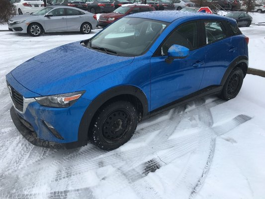 2017 Mazda CX-3 GX AWD TRANSFERT DE BAIL