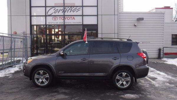 2011 Toyota RAV4 VERSION SPORT TOIT MAGS