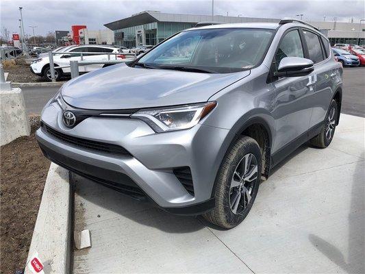 2018 Toyota RAV4 -